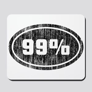 Vintage 99% [o] Mousepad